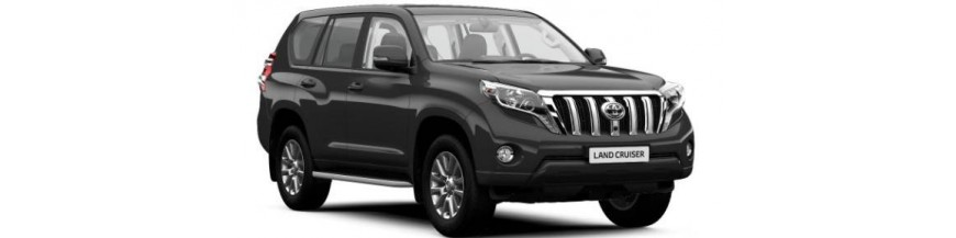 Barras Toyota LAND CRUISER (J15) de 2009 a 2020