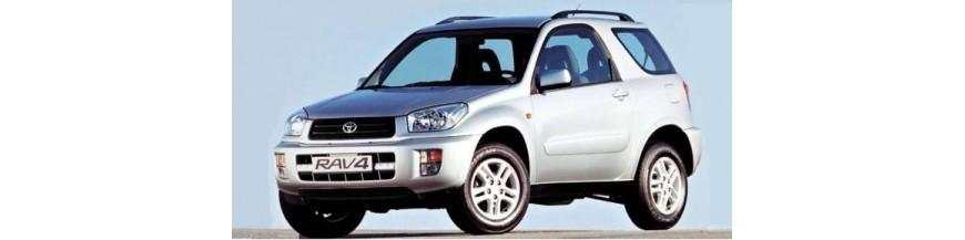 Barras Toyota RAV4 (II) de 2000 a 2006
