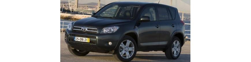 Barras Toyota RAV4 (III) de 2006 a 2013