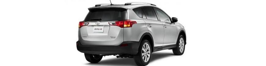 Barras Toyota RAV4 (IV) de 2013 a 2018