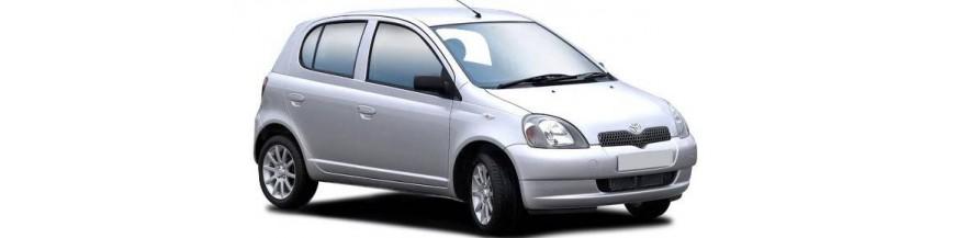 Barras Toyota YARIS (I) de 1999 a 2006