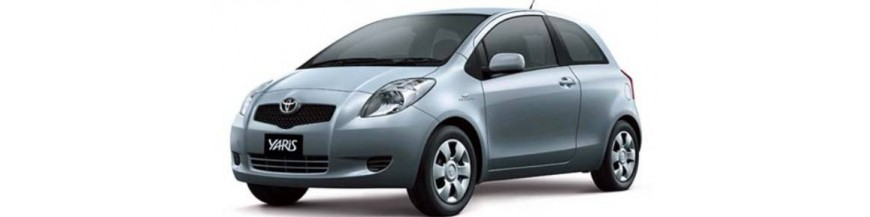 Barras Toyota YARIS (II) de 2005 a 2011