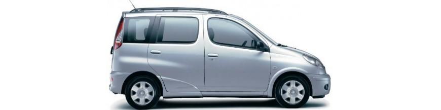 Barras Toyota YARIS VERSO (I) de 1999 a 2005