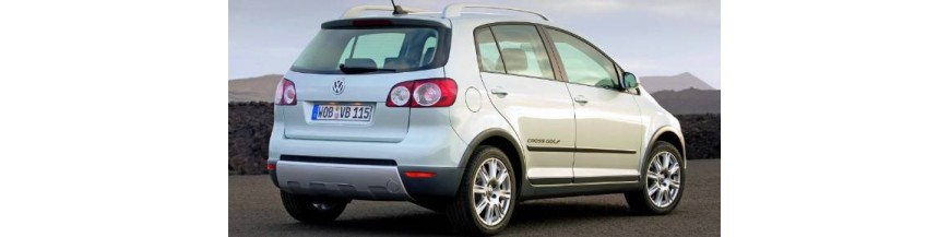 Barras Volkswagen GOLF CROSS de 2006 a 2014