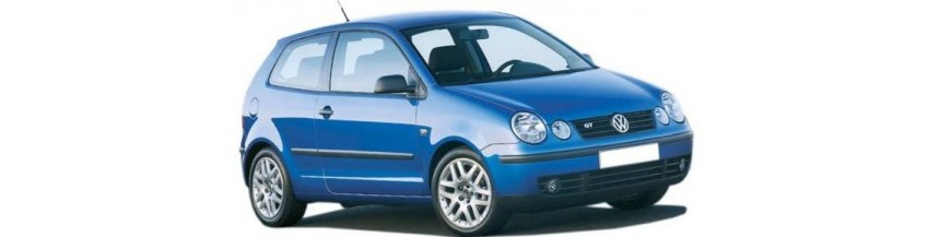 Barras Volkswagen POLO (IV) de 2001 a 2009