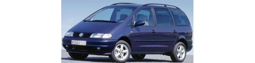 Barras Volkswagen SHARAN (I) de 1995 a 2010