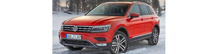Barras Volkswagen TIGUAN (II) de 2016 a 2022