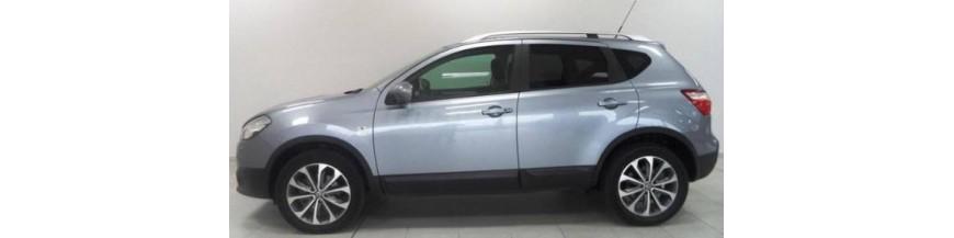 Barras Nissan QASHQAI (I) de 2007 a 2013