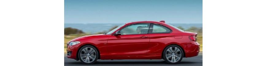 Funda Exterior Cubrecoche BMW SERIE 2 (F22-F23) Coupe y Cabrio de 2014 a 2021