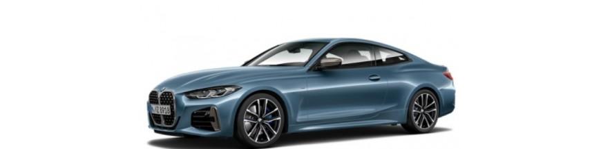 Funda Exterior Cubrecoche BMW SERIE 4 (G22-G23) Coupe y Cabrio de 2020 a 2028