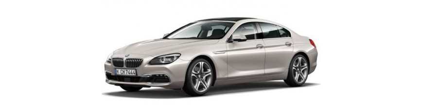 Funda Exterior Cubrecoche BMW SERIE 6 (F06) GRAN COUPE de 2012 en adelante