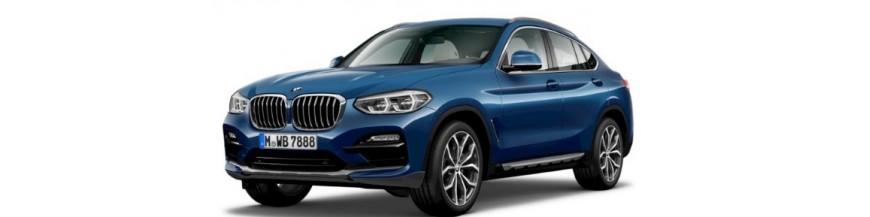 Funda Exterior Cubrecoche BMW X4 (G02) de 2018 a 2026