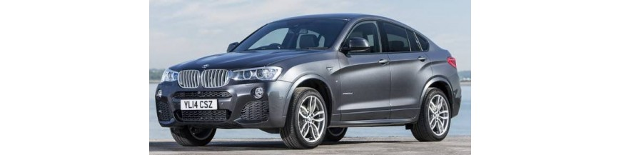 Funda Exterior Cubrecoche BMW X4 (F26) de 2014 a 2021