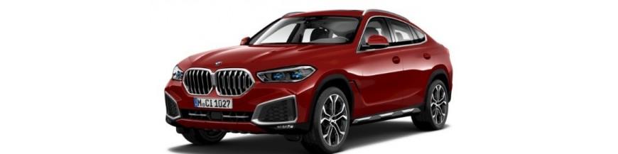 Funda Exterior Cubrecoche BMW X6 (G06) de 2019 a 2025