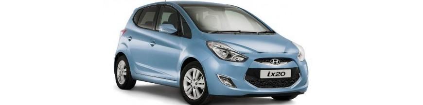 Funda Exterior Cubrecoche Hyundai ix20 (I) de 2010 en adelante
