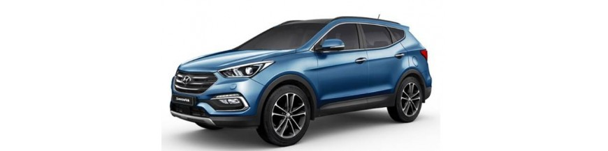 Funda Exterior Cubrecoche Hyundai SANTA FE (III) de 2013 a 2018
