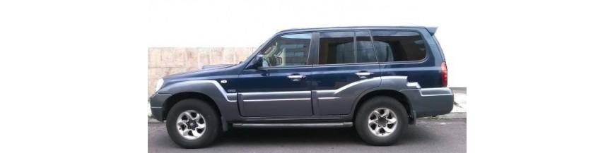 Funda Exterior Cubrecoche Hyundai TERRACAN de 2001 a 2007