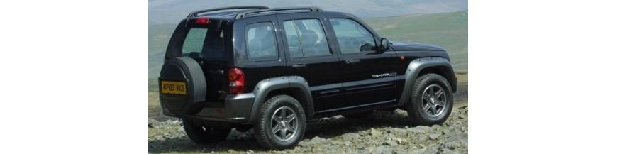 Funda Exterior Cubrecoche Jeep CHEROKEE (III) (KJ) de 2001 a 2008