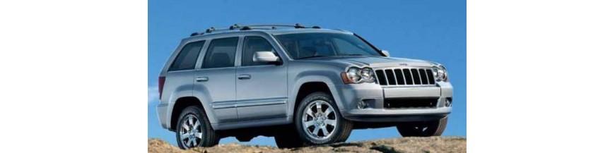Funda Exterior Cubrecoche Jeep GRAND CHEROKEE (III) (WK) de 2005 a 2011