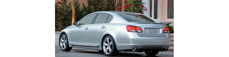 Funda Exterior Cubrecoche Lexus GS (III) de 2005 a 2012