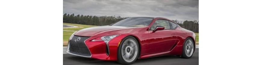 Funda Exterior Cubrecoche Lexus LC (I) de 2017 en adelante