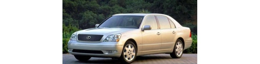 Funda Exterior Cubrecoche Lexus LS (I) de 2000 a 2006