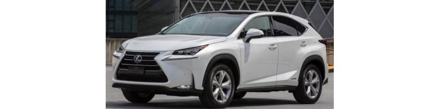 Funda Exterior Cubrecoche Lexus NX (I) de 2014 en adelante