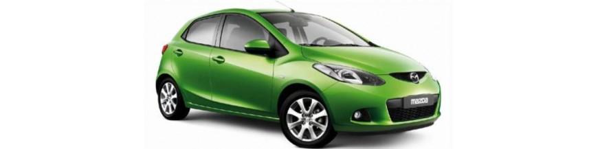 Funda Exterior Cubrecoche Mazda 2 (II) (DE) de 2007 a 2014