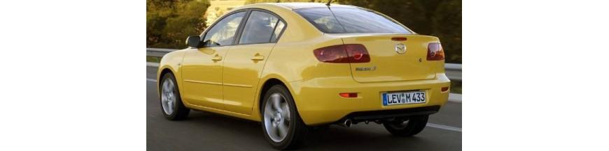 Funda Exterior Cubrecoche Mazda 3 (I) (BK) de 2003 a 2009
