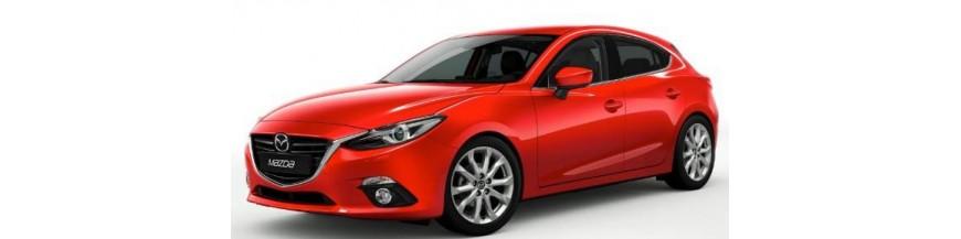 Funda Exterior Cubrecoche Mazda 3 (III) (BM) de 2013 en adelante