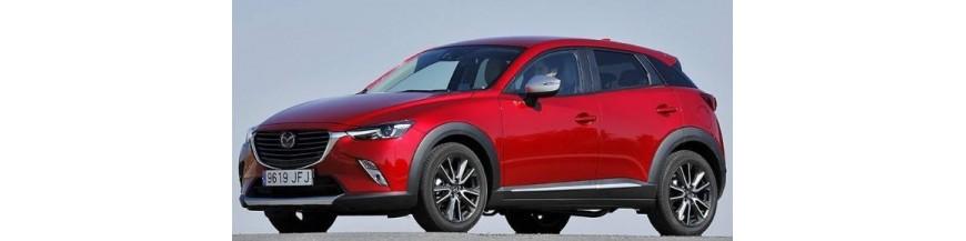Funda Exterior Cubrecoche Mazda CX-3 (I) de 2015 en adelante