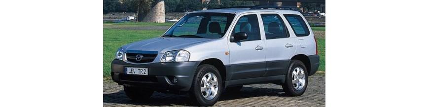 Funda Exterior Cubrecoche Mazda TRIBUTE de 2000 a 2008