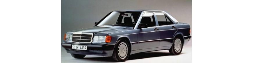 Funda Exterior Cubrecoche Mercedes CLASE C (W201) de 1982 a 1993