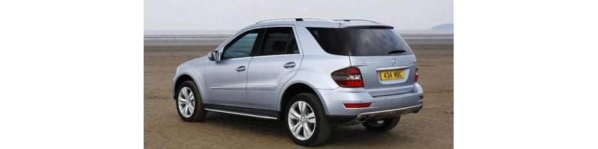 Funda Exterior Cubrecoche Mercedes CLASE M (W164) de 2005 a 2011