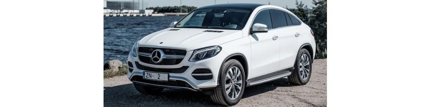 Funda Exterior Cubrecoche Mercedes GLE COUPE (C292) de 2015 en adelante