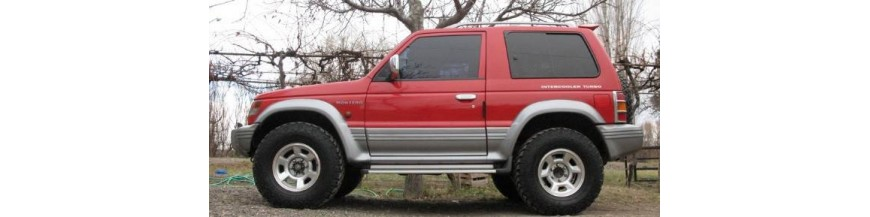 Funda Exterior Cubrecoche Mitsubishi MONTERO (II) (V20) de 1991 a 2000