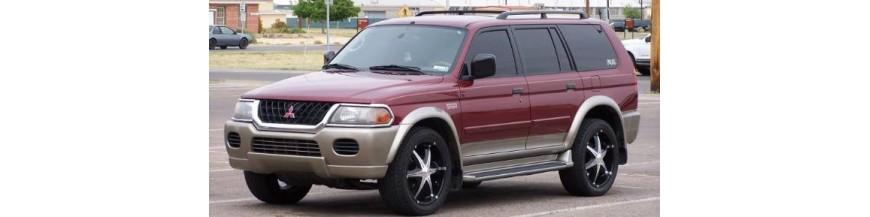 Funda Exterior Cubrecoche Mitsubishi MONTERO SPORT (I) de 1998 a 2008