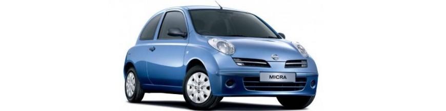 Funda Exterior Cubrecoche Nissan MICRA (III) (K12) de 2003 a 2010