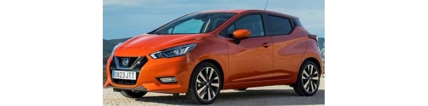 Funda Exterior Cubrecoche Nissan MICRA (V) (K14) de 2017 en adelante