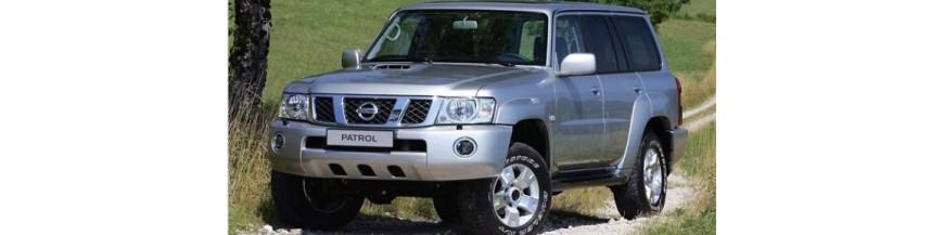 Funda Exterior Cubrecoche Nissan PATROL GR (Y61) de 1998 a 2013