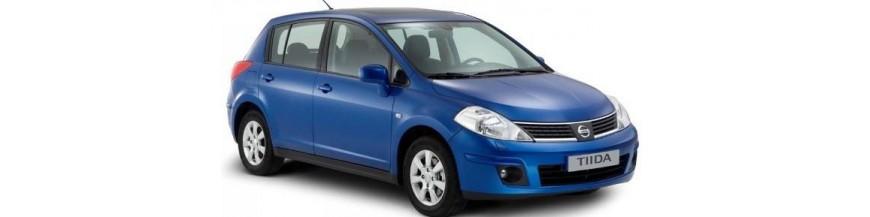 Funda Exterior Cubrecoche Nissan TIIDA de 2004 a 2011