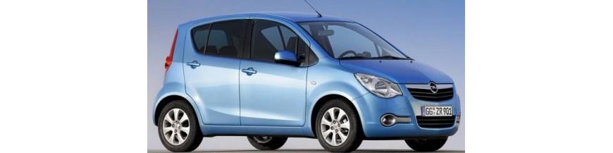 Funda Exterior Cubrecoche Opel AGILA B de 2007 a 2014