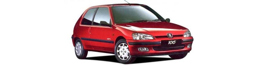 Funda Exterior Cubrecoche Peugeot 106 (II) de 1996 a 2004