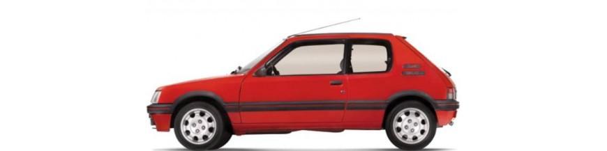 Funda Exterior Cubrecoche Peugeot 205 de 1983 a 1998