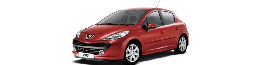 Funda Exterior Cubrecoche Peugeot 207 de 2006 a 2015