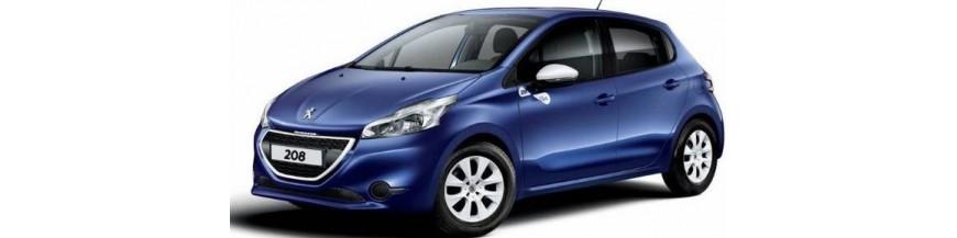 Funda Exterior Cubrecoche Peugeot 208 de 2012 en adelante
