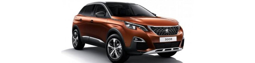 Funda Exterior Cubrecoche Peugeot 3008 (II) de 2016 en adelante