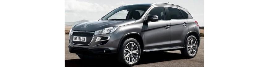 Funda Exterior Cubrecoche Peugeot 4008 de 2012 en adelante