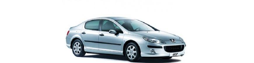 Funda Exterior Cubrecoche Peugeot 407 de 2004 a 2011