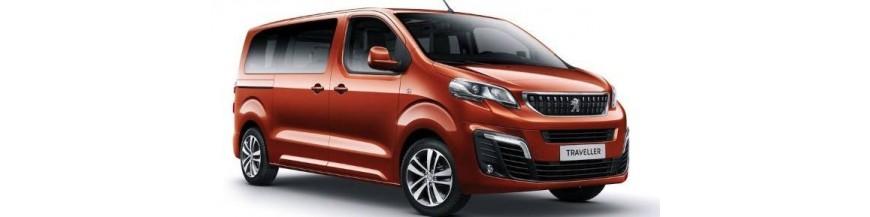 Funda Exterior Cubrecoche Peugeot TRAVELER (I) de 2016 en adelante